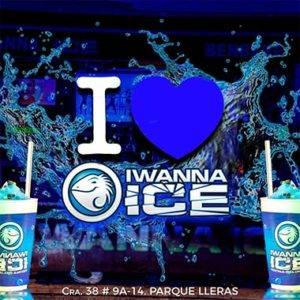 Iwanna Ice Medellin bar gay friendly