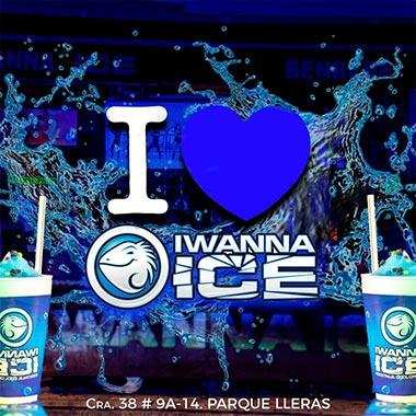 Iwanna Ice Medellin bar gay friendly