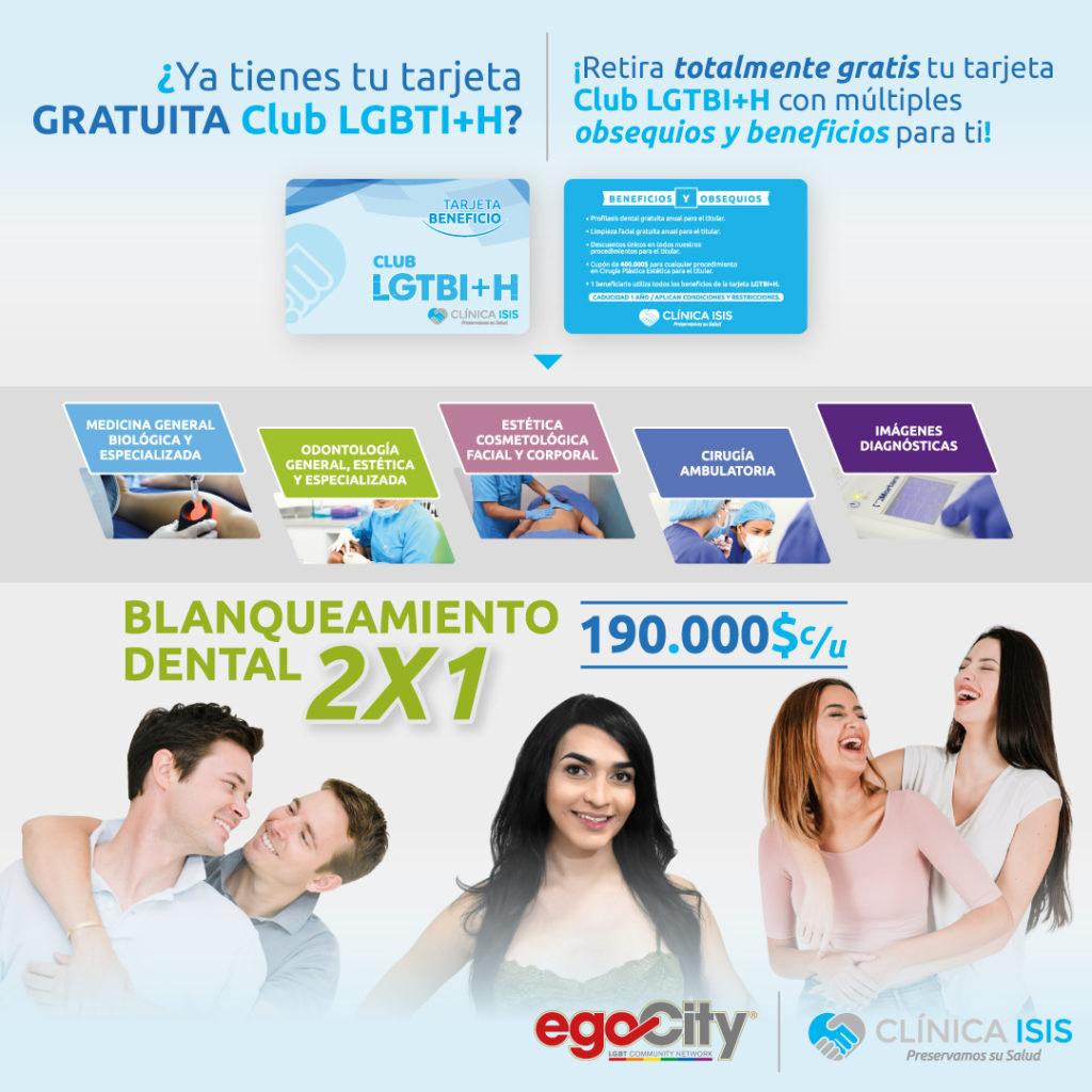 Clinica Isisi en Medellin blanqueamiento dental clinica gayfriendly