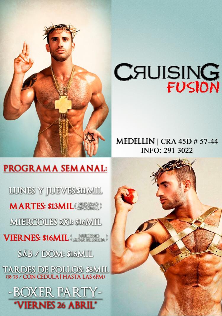 26-MEDELLIN-CRUISING