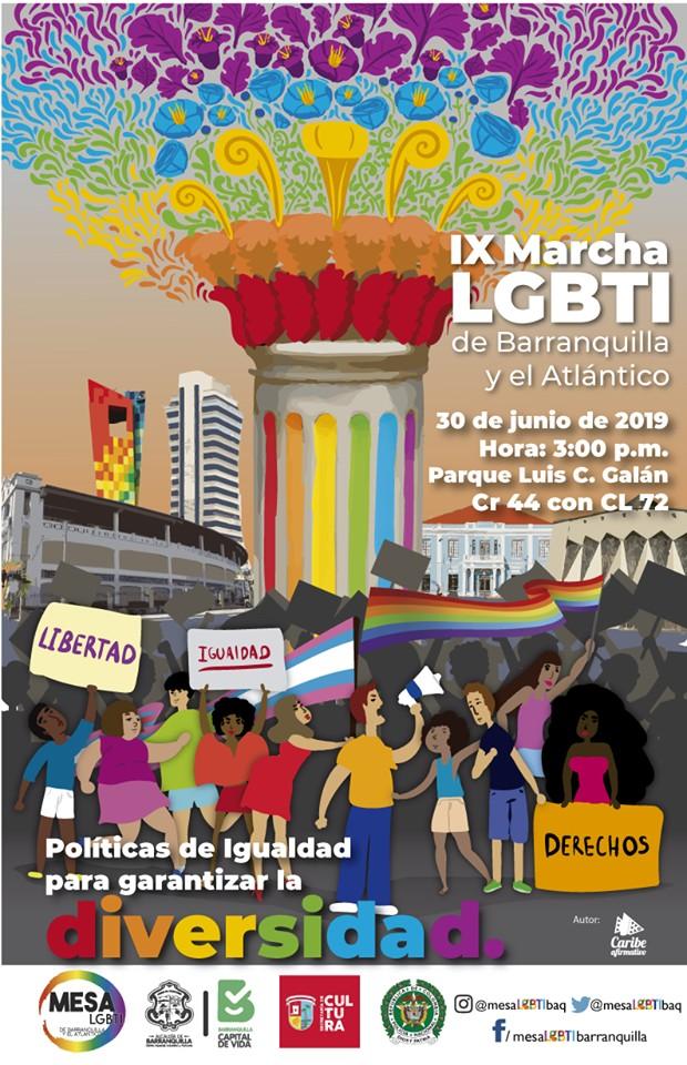 marcha-lgbti-gay-pride-barranquilla-2019