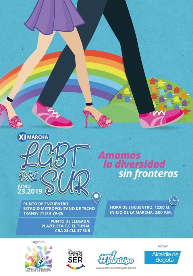 marcha-lgbti-gay-pride-bogota-sur-2019