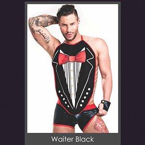 Waiter-Black