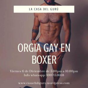 guia gay colombia – orgia en boxer