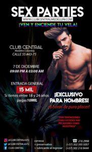 guia gay colombia – sabados de sexo