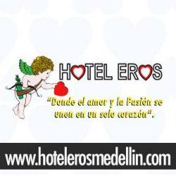Hotel Eros Medellin logo